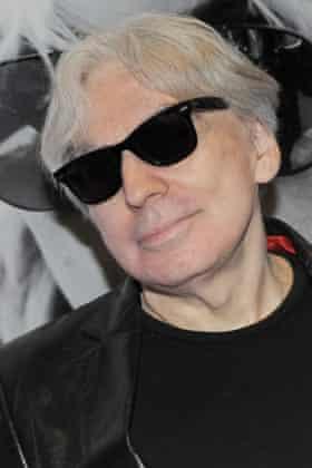 Chris Stein of Blondie