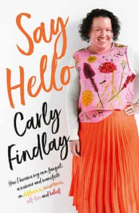 Cover image for Say Hello by Carly Findlay