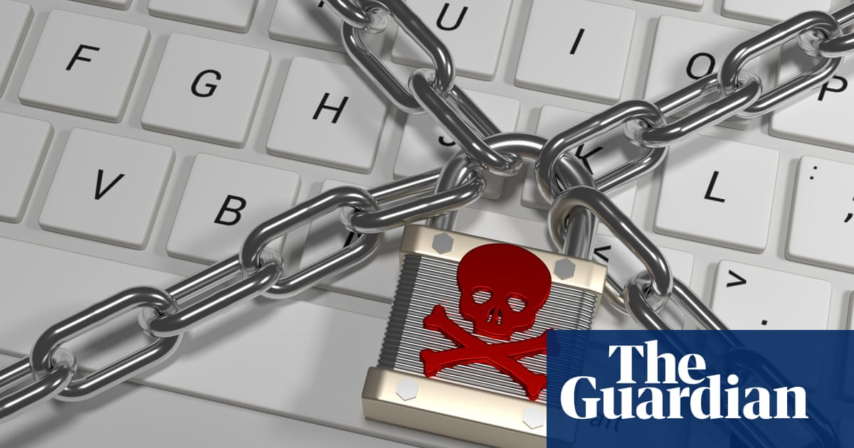 Help, I've been hacked – have I lost all my files? | Technology
