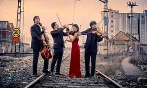 Catalan's Quartet Gerhard.