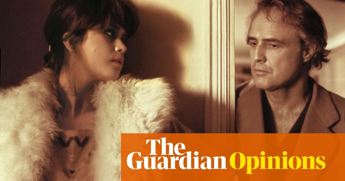laatste Tango in Parijs anale sex scene tiener sex tape