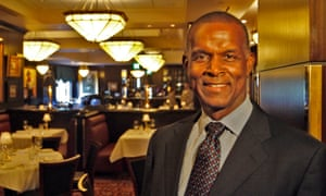 Clarence Otis Jr in 2010, then CEO of the Darden group.