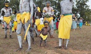 A little bit of heat': how Garma festival became the main