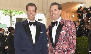 How the Winklevoss twins became the world's first bitcoin