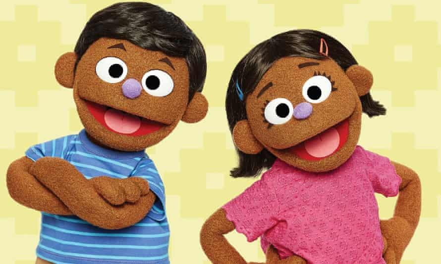 Aziz (left) and Noor