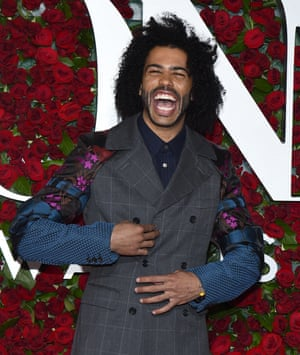 Actor and rapper Daveed Diggs
