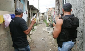 Militias commonly arrive in a neighbourhood claiming they will drive out criminals and dealers, but soon start their own extortion and protection rackets.