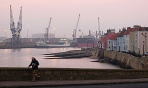 Hartlepool was firmly in favour of leaving the EU, with almost 70% of its residents voting to quit.