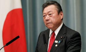 Yoshitaka Sakurada resignation as Japan's Olympic minister comes after a series of political gaffes.