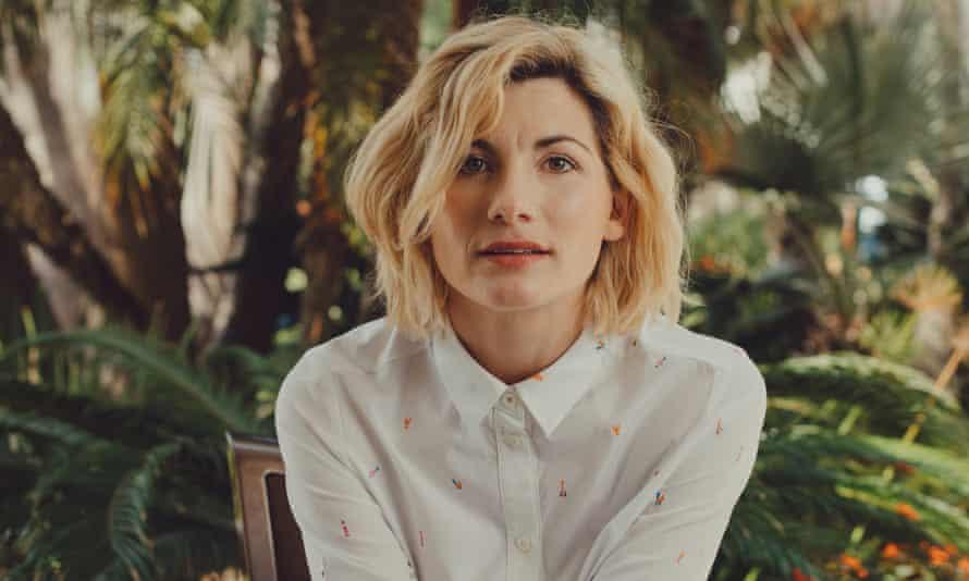 'I've got zero presence in my real life': Jodie Whittaker.