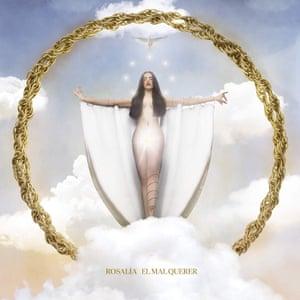 Rosalía: El Mal Querer album artwork