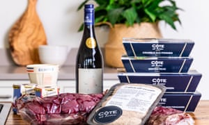 'Proper good' a delivery from Côte.