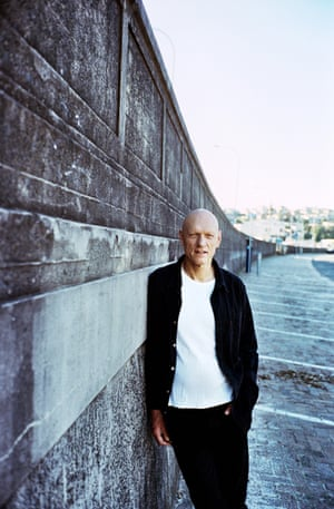Midnight Oil frontman Peter Garrett