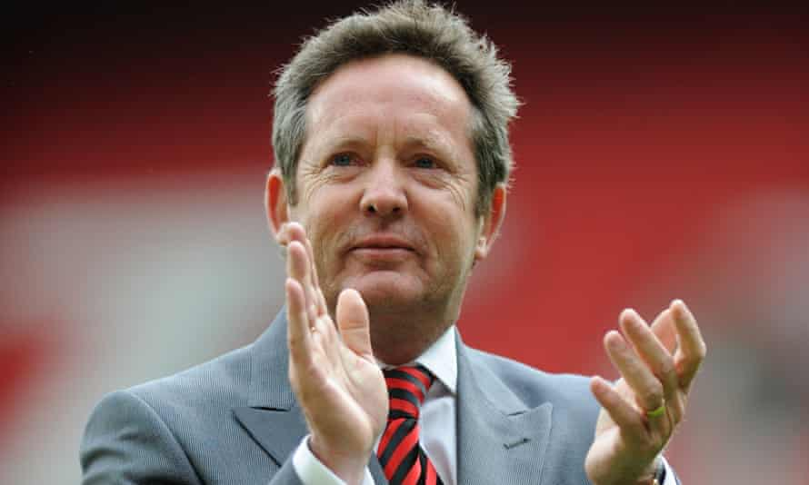 Stevenage chairman Phil Wallace says: 'Some people have nobody. If it means we cook food and prepare snacks; if it's getting essential supplies to people, that's what we'll do.'