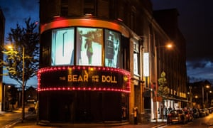 The Bear and The Doll, Belfast.