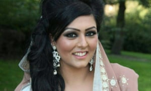 Samia Shahid, from Bradford, who was allegedly lured to Pakistan on the pretext her father was seriously ill.