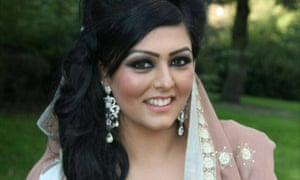 Beauty therapist Samia Shahid, who died while visiting family in Pandori.