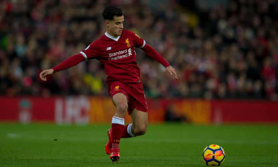 Liverpool are expecting a fourth formal offer from Barcelona for Philippe Coutinho after rejecting three birds in the summer.