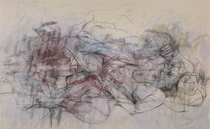 Jenny Saville I Used To Be Anti Beauty Art And Design The