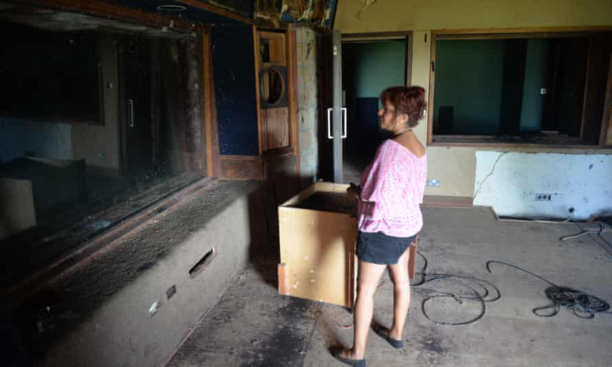 Michelle Graham visits AIR studios.