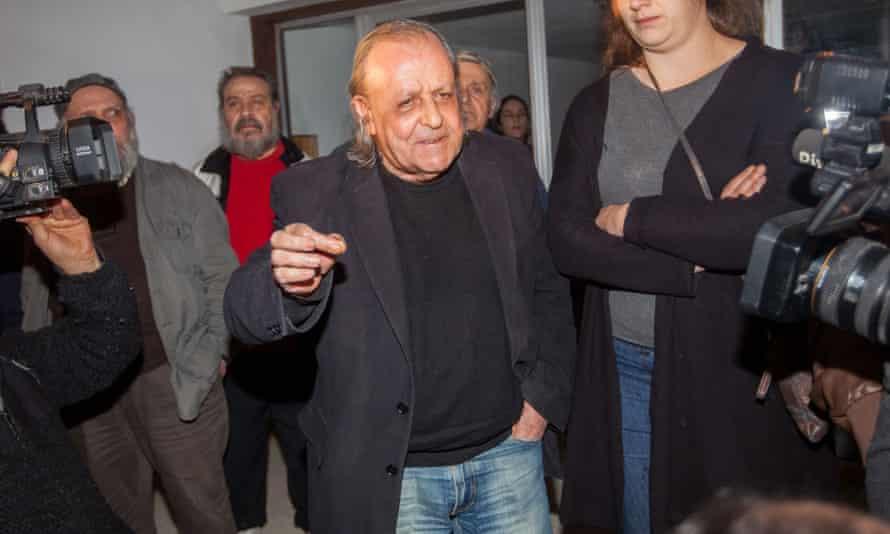 Şener Levent, a Turkish Cypriot journalist