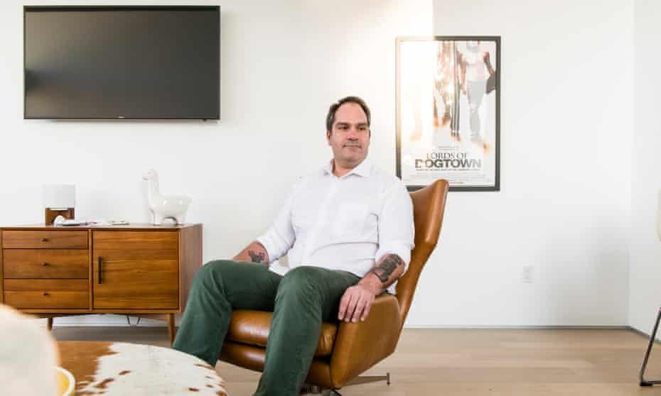 Joe Schrank, founder of High Sobriety, a first of its kind rehab center that integrates cannabis in addiction recovery.