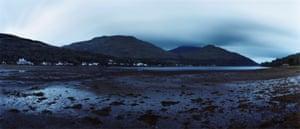 Revisiting Scirpus, Arrochar, Scotland, at low tide, 2012