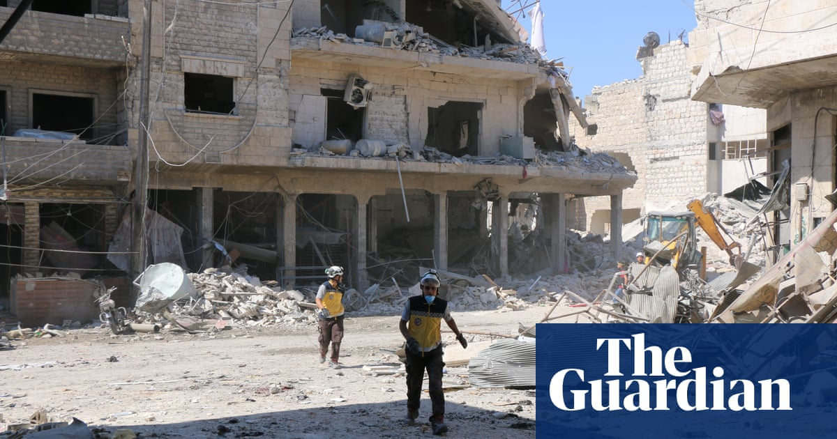 Russia and Syria step up airstrikes against civilians in Idlib