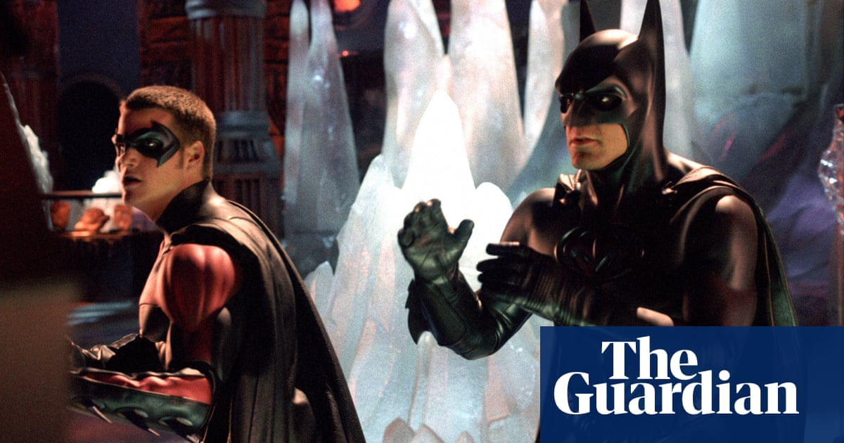Batman & Robin: time to revisit Joel Schumacher's maligned, silly and endlessly quotable film
