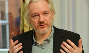 A Crown Prosecution Service lawyer told Swedish authorities in an email that it would 'not be prudent' to question Assange in the UK.