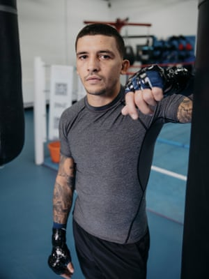 Lee Selby, former featherweight world champion