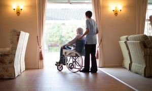 Why did so many people die in care homes?