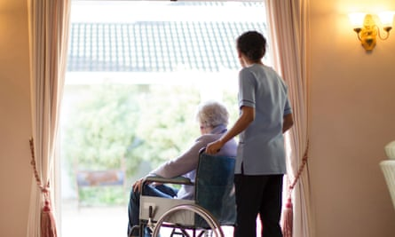 Care homes went into the Covid-19 crisis with around 120,000 vacancies.