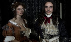 A publicity shot for Versailles