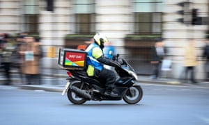 Just Eat delivering an astonishing £5bn bidding war to the City this week.