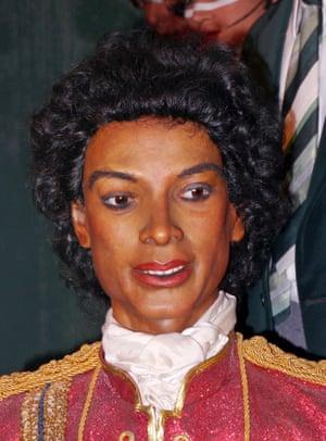 Michael Jackson Waxwork, Great Yarmouth