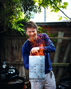 DJ BBQ: 'Buy a chimney starter.'