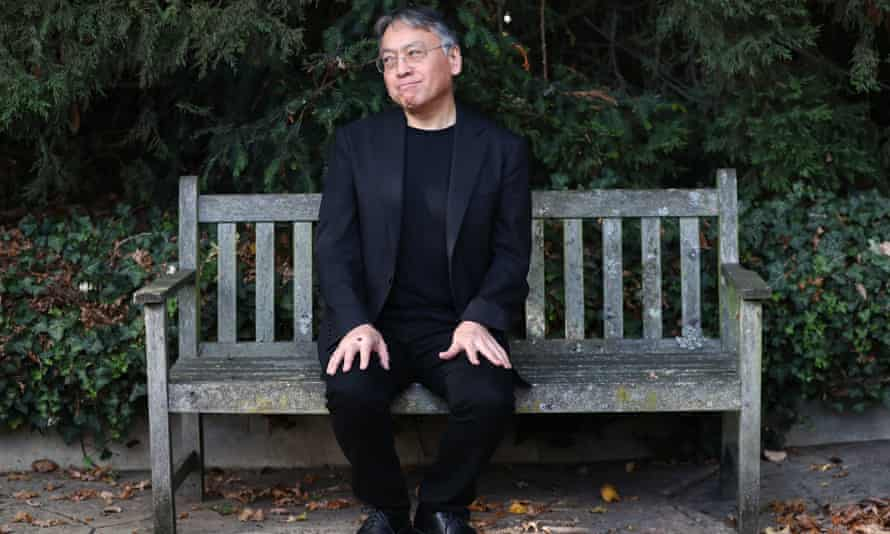 Kazuo Ishiguro: his book The Buried Giant is 'a masterful contemplation of memory and loss'