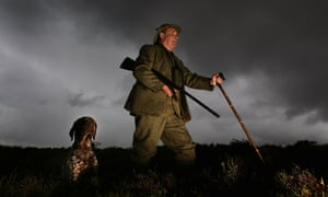 Alex Hogg, the chair of the Scottish Gamekeepers Association, said the report was another 'hammer blow' to the shooting industry.