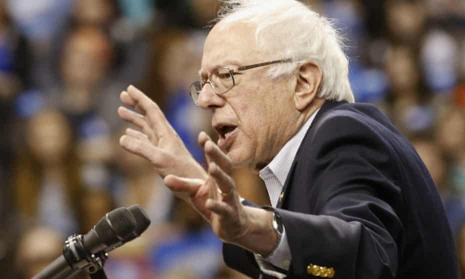 Bernie Sanders' revolution is appealing to those who want the system to change.
