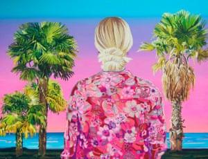 Paris Hilton en Miami by Alejandra Atarés