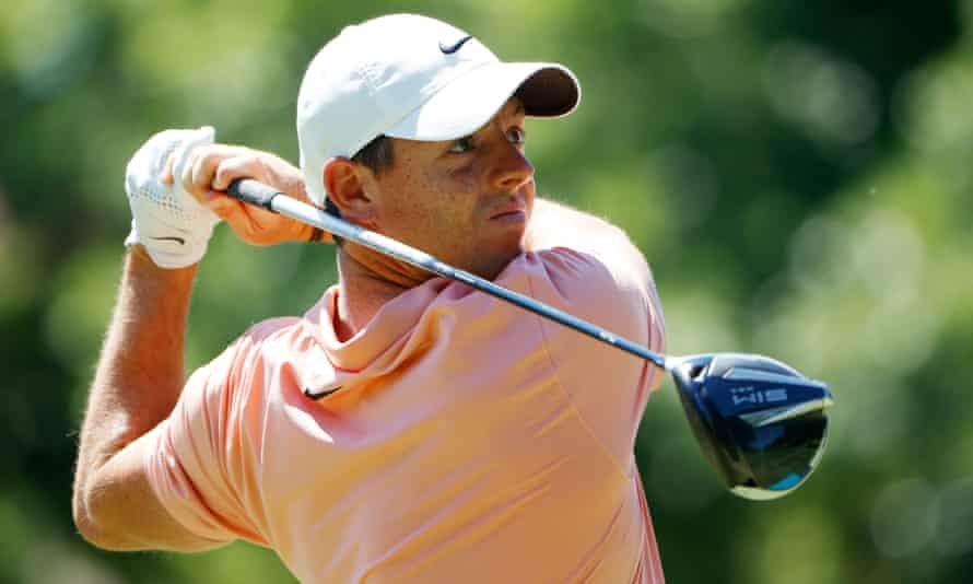 Rory Mcilroy Dismisses Rivals Complaints About Ranking Resumption Rory Mcilroy The Guardian