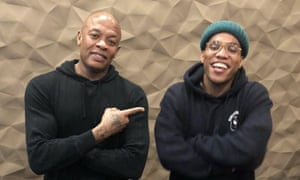 Dr Dre with .Paak.