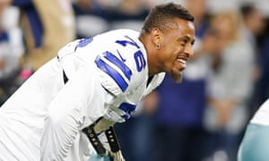 Greg Hardy during his time with the Dallas Cowboys