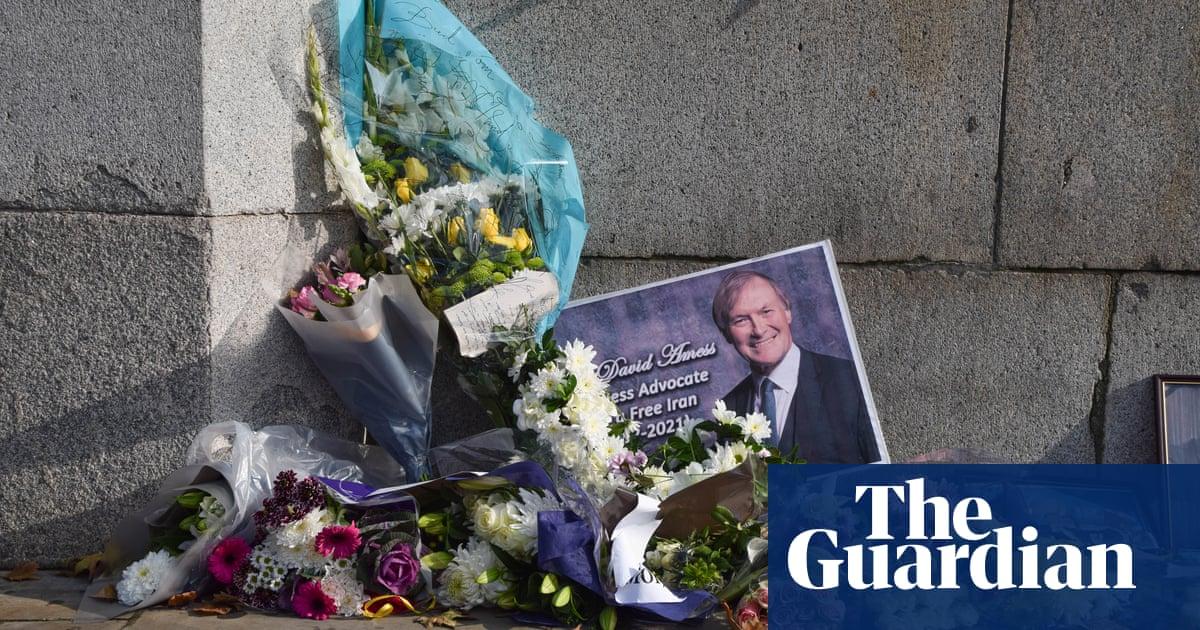 David Amess killing: suspect referred to Channel counter-terror scheme in 2014