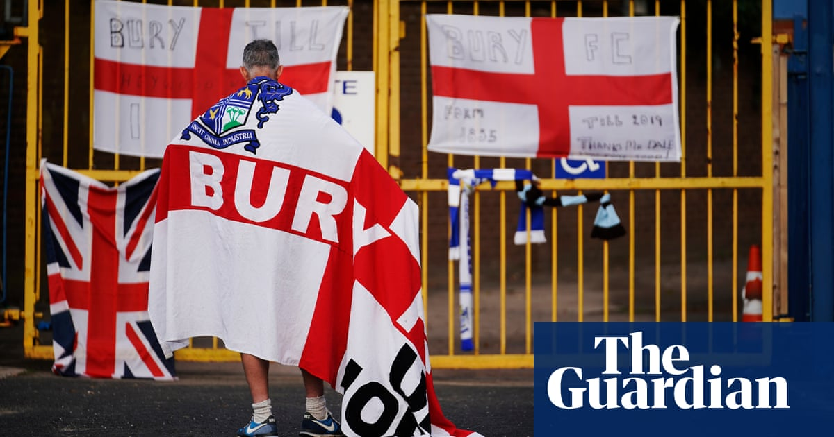 Bury FC expelled from EFL after 125 years – video report