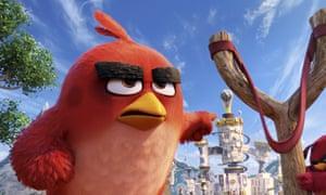 Angry Birds' Terence: this season's eyebrow icon | Fashion