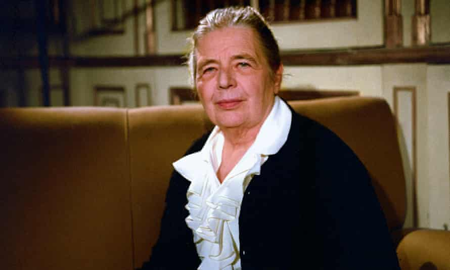 Marguerite Yourcenar … poet born east of the Meuse.