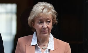 Andrea Leadsom said 'the reality before the United Kingdom' would amount to an either/or choice on Theresa May's deal.