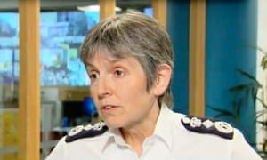 Cressida Dick, the Metropolitan police commissioner